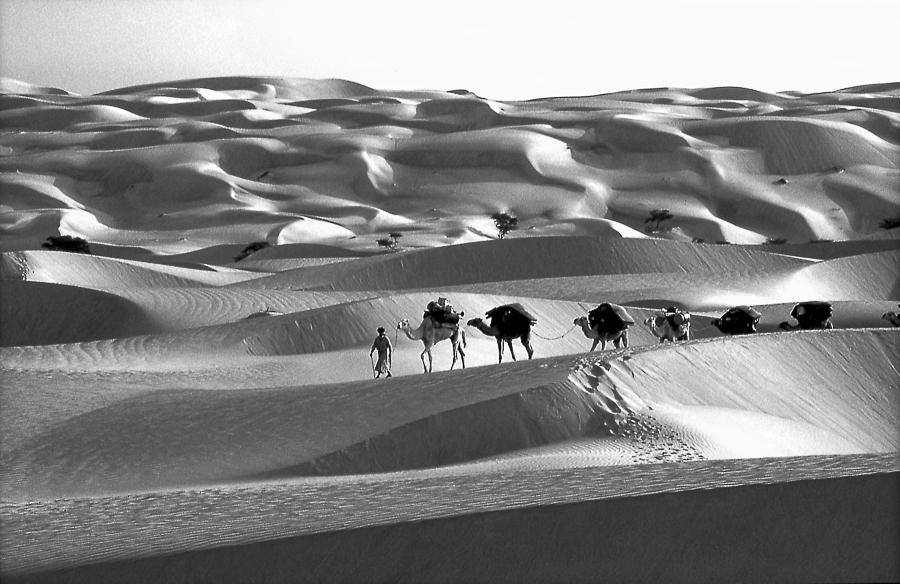 Sahara, Mauritania