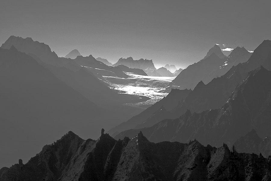 K2, Karakorum, Pakistan