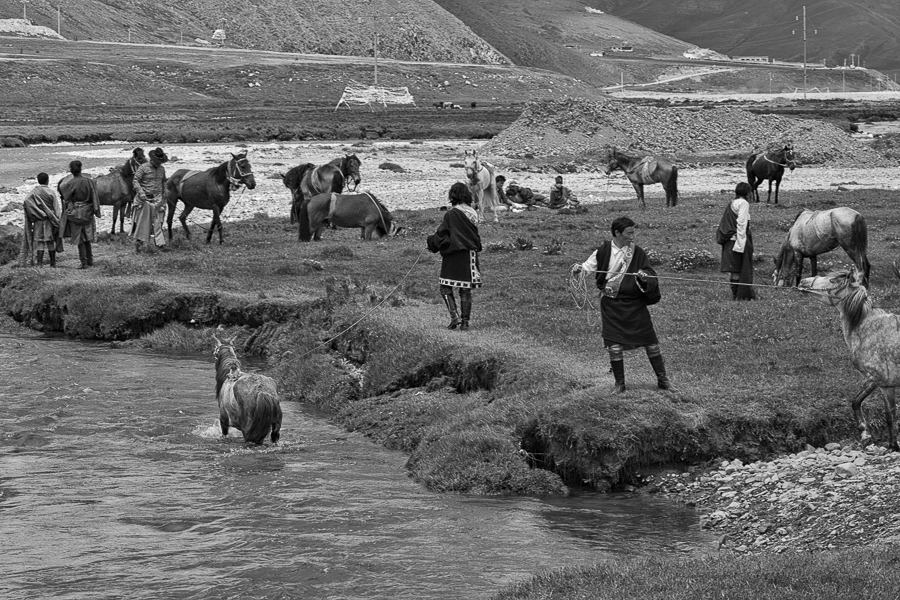 Kam, Tibet, China