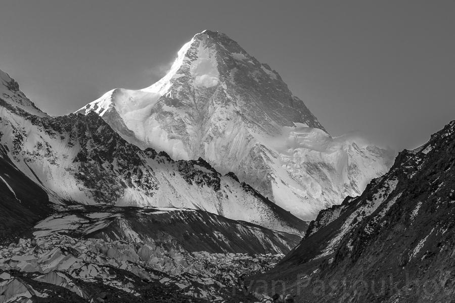 K2, Karakorum, China