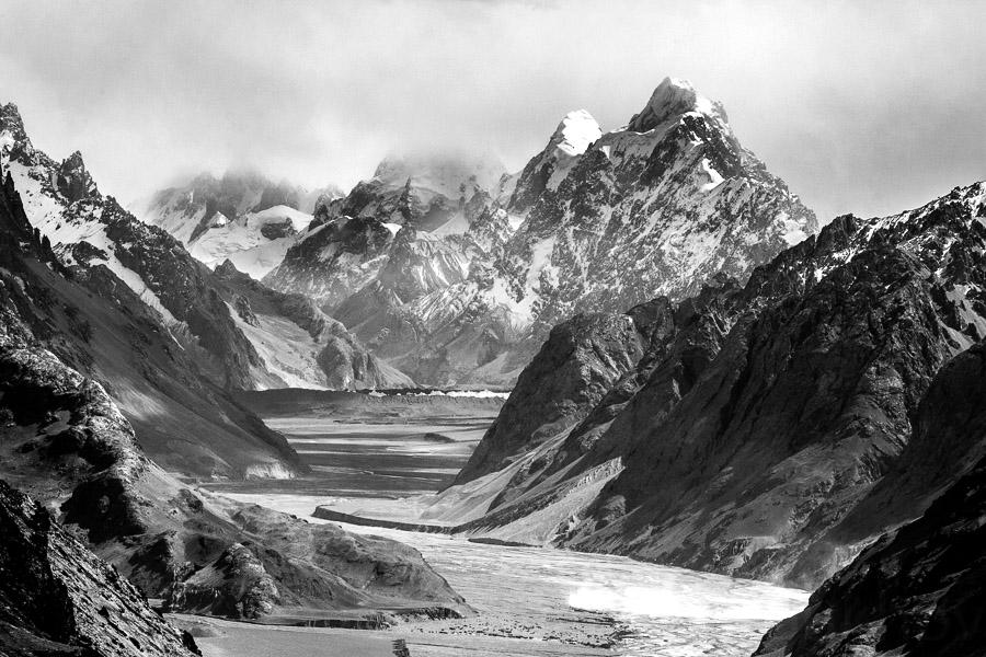 Karakorum, China